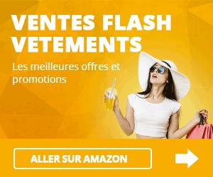 Promotions et Ventes Flash Amazon